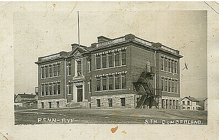 Pennsyvlania Avenue School