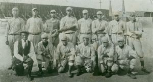 Cumberland Cubs baseball team
