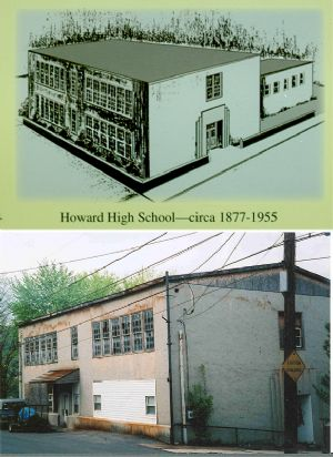 Howard High School, Piedmont, West Virginia