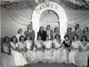 Carver Hill Prom 1950-1951