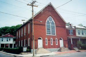 Cumberland's Metropolitan African Methodist Episcopal