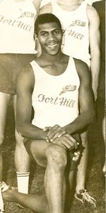Richard Williams - Fort Hill