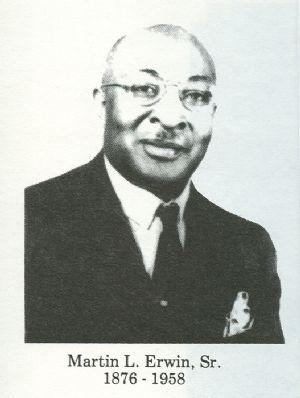 NAACP Membership, 1932 - Martin Erwin