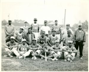 Cleggett and Brown softball team