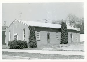McKendree United Methodist Church - Paca Street