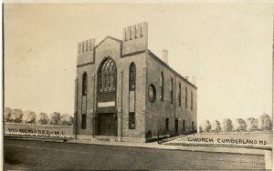 McKendree M.E. Church - North Centre Street
