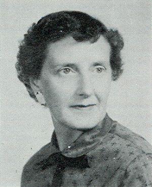 Geraldine Mann