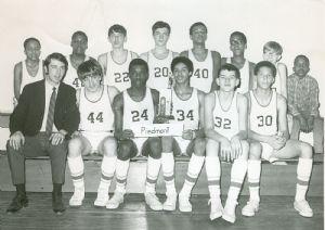 Piedmont Junior High - basketball