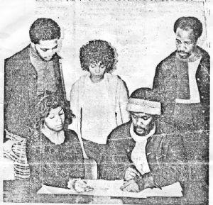 NAACP Reorganizes, 1973 or 1974