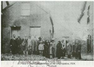 St Philip's Chapel 1924