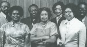 Frostburg State College African-American Faculty