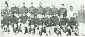 Howard Football Team, Piedmont, WV