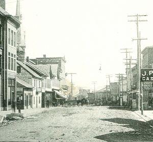 John Carter recalls Frostburg Slavery Days, 1921
