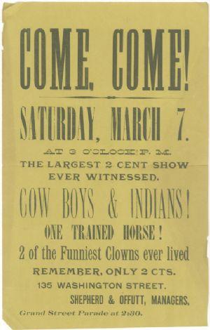 2 cent show