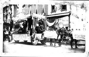 Allegany County, Maryland, Centennial Celebration, 1889: Parade