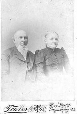 Joseph and Elizabeth Andrews, Barton residents