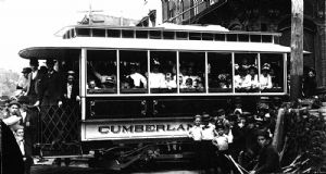 Streetcars and Buses