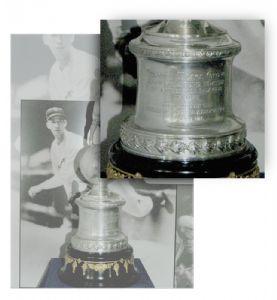 Lefty Grove, MVP American League, trophy