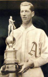 Lefty Grove, American League MVP