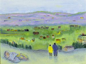 Ruth Bear Levy, Lonaconing