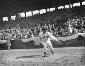 Lefty Grove, Red Sox, Fenway Park