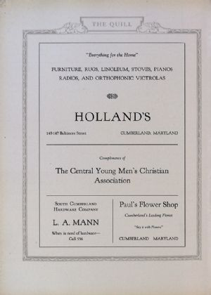 Holland's, YMCA, L.A. Mann, Paul's Flowers