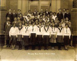 8th grade 1924