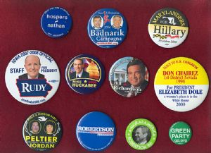 Third Party Candidates and Primary Hopefuls