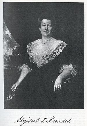 Elizabeth Lowndes.
