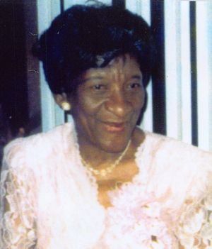 Phyllis Virginia Williams, 1919 - 1994