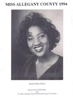 Tamela Frazier