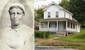 Jane Gates - a historical matriarch