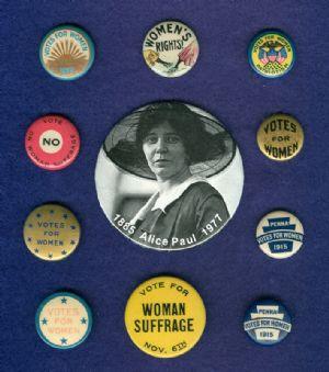 Women's Buttons 1