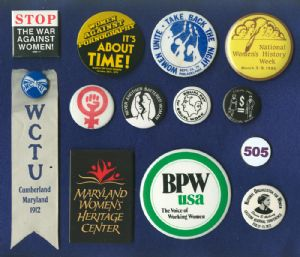 Women's buttons 2