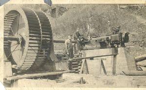 Fan for mines - Shallmar