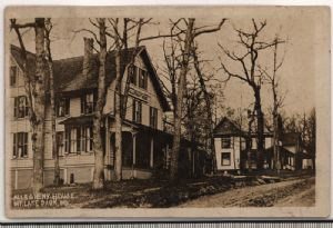 Mountain Lake Park, Maryland: Boarding Houses
