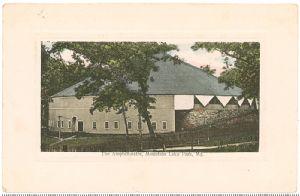 Mountain Lake Park, Maryland: Auditorium / Amphitheater