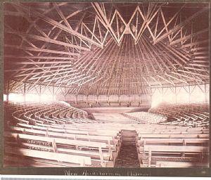 Mountain Lake Park, Maryland: Auditorium