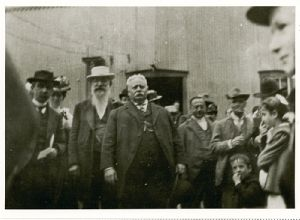 Mountain Lake Park, Maryland: President Taft at Mountain Lake Park