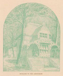 Mountain Lake Park, Maryland: First Auditorium