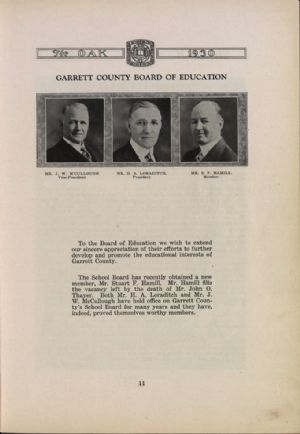 Garrett County Board of Education