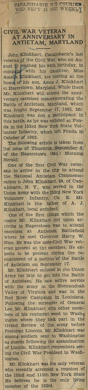 New York veteran