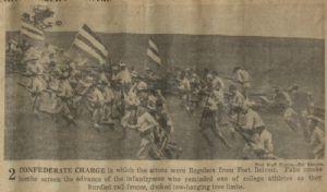 Re-enactment - Confederates