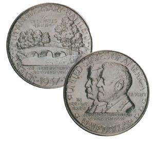 Antietam half dollar
