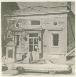 Boonsboro Free Library, 19 North Main Street