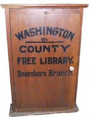 Boonsboro Branch Deposit Box