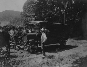 Trego and Sample's Manor. The library bookmobile visits homes in Washington County, Maryland