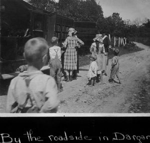 Dargan. The library bookmobile visits homes in Washington County, Maryland