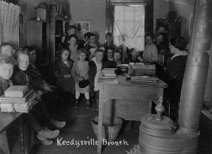 Keedysville:  Deposit stations and libraries in Washington County, Maryland