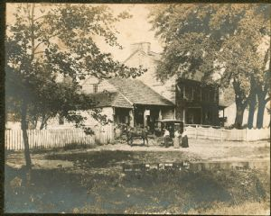 The first bookwagon in Washington County, Maryland